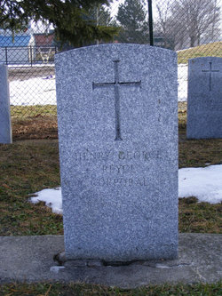 Capt Henry George Reyce