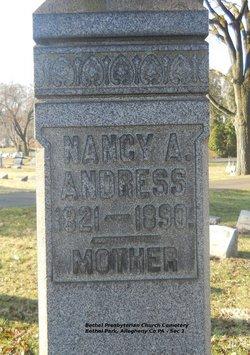 Nancy A Andress