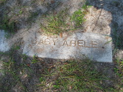 Unknown (Infant) Abele