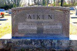 Oscar Pierce Aiken