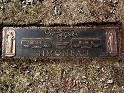 Julia R. <i>Fletcher</i> Simoneau