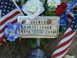 Christopher Brady Brewer