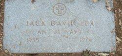 Jack David Lex