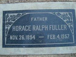 Horace Ralph Fuller