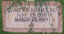 James R Adams, Jr