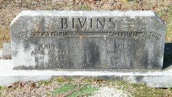 John T Bivins