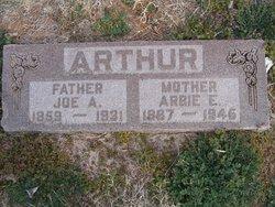 Arbie E. <i>Baker</i> Arthur