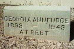 Georgia Ann <i>Perdue</i> Fudge