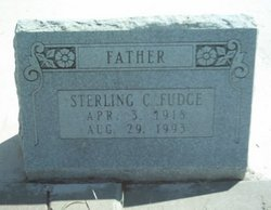 Sterling Chester Fudge