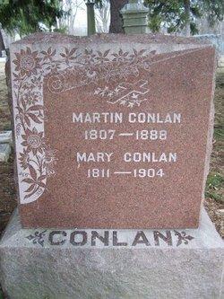 Mary <i>Crane</i> Conlan