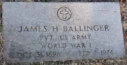 James H. Jim Ballinger