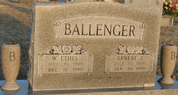 Ernest J. Ballenger