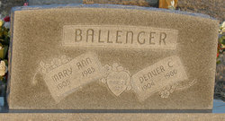 Denver Clarence Ballenger