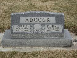 William L Adcock