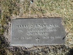 Harry Crawford Roanhorse