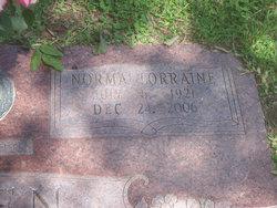 Norma Lorraine Allen