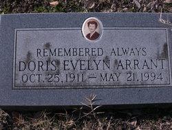 Doris Evelyn Arrant