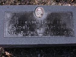 Byron W. Arrant