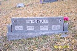 Arvil M Addison