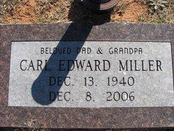 Carl Edward Miller
