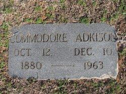 Commadore Adkinson