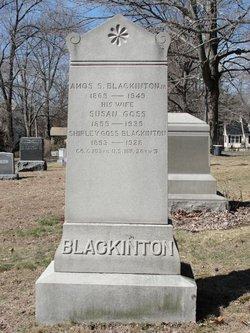 Amos Sweet Blackinton, Jr