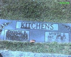 Myrtis <i>Sims</i> Kitchens