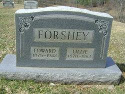 Lillie May <i>Evans</i> Forshey