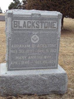 Abraham Blackstone