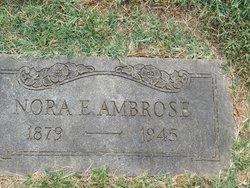 Nora E. Ambrose