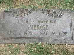 Charles Raymond Ambrose