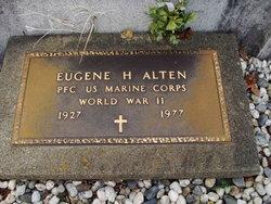PFC Eugene H Alten