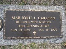 Marjorie L Carlson