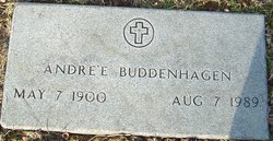 Andre'e Buddenhagen