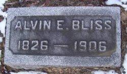 Alvin E Bliss