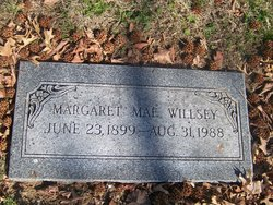 Margaret Mae Willsey