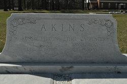 Ethel <i>Carpenter</i> Akins