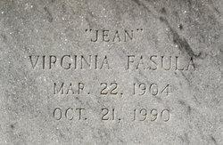 Virginia Jean Fasula