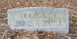 Warren G. Briggs