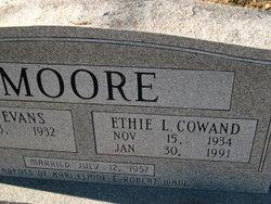 Ethie Lee <i>Cowand</i> Moore