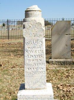 Willie L. Adams