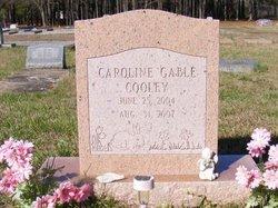 Caroline Gable Cooley
