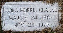Cora <i>Morris</i> Clarke