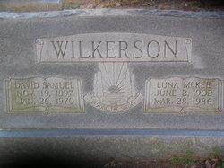 Luna Cornelia <i>McKee</i> Wilkerson