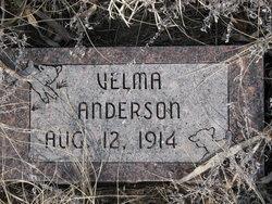 Velma Anderson