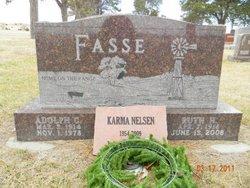 Ruth H. <i>Kuebler</i> Fasse