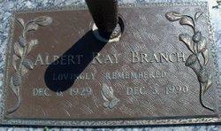 Albert Ray Branch
