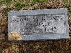 Georgia Etta <i>Hufford</i> Randall