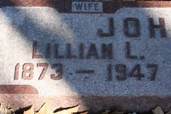 Lillian <i>Loder</i> Johnson