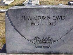H A Davis